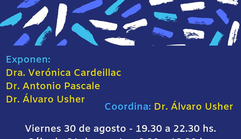 """Inscripciones abiertas curso de EMC: """"Consumo de cocaína: desafíos diagnósticos y terapéuticos"""""""