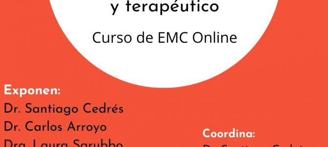"""Curso EMC: """"Sexología Médica en Psiquiatría. Pautas de manejo clínico y terapéutico"""" – INSCRIPCIONES ABIERTAS –"""