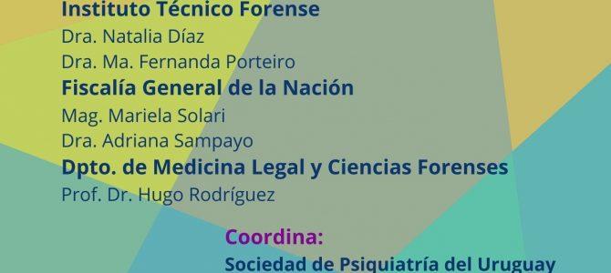 """Actividad """"Psiquiatría Clínica y Psiquiatría Forense: Roles, Conflictos y Consensos"""""""