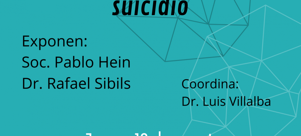 Actividad: Perspectiva psicopatológica y sociológica sobre el suicidio